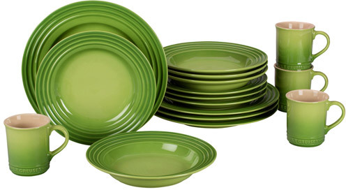 Le Creuset Dinnerware Set, 16 piece