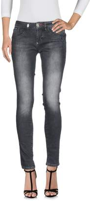 Philipp Plein Denim pants - Item 42669186GW