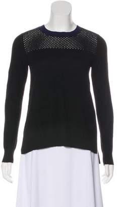 Rebecca Taylor Long Sleeve Knit Sweater