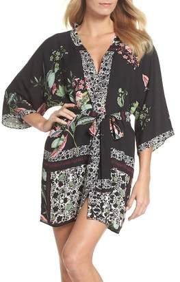 Flora Nikrooz Sleepwear Dillon Short Robe