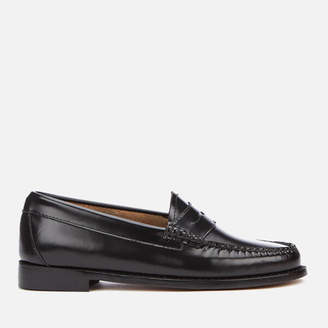 9069e79c571 Womens Black Leather Loafers - ShopStyle UK