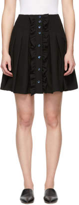 A.P.C. Black Victoria Miniskirt