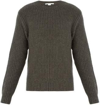 Stella McCartney Crew-neck wool-blend sweater