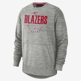 Nike Portland Trail Blazers Spotlight Men's NBA Crew