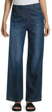 Vince High Rise Denim Pants