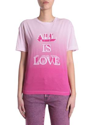 Stella McCartney Round Collar T-shirt