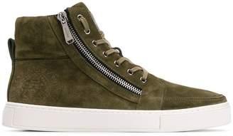 Balmain Jude hi-top sneakers