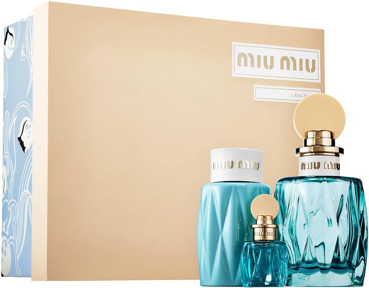 Miu MiuMIU MIU L'eau Bleue Gift Set