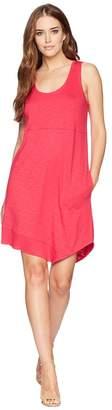 Lilla P Asymmetrical Hem Dress Women's Dress