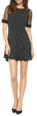 Rebecca Taylor Drop Waist Dress