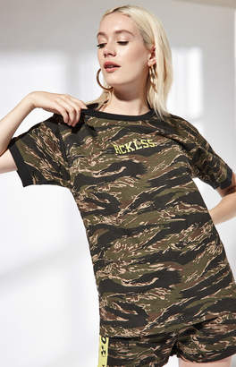 Young & Reckless Miles Oversized Boyfriend T-Shirt