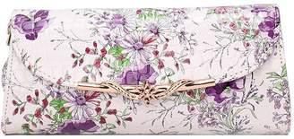 Nobrand No Brand 2017 Women's New Blue and White Porcelain Chinese National Style Crocodile Pattern Handbag Purse Wallet Messenger or Shoulder Bag