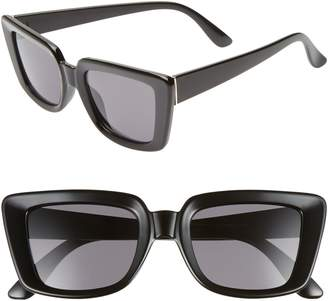 BP 68mm Oversize Square Sunglasses