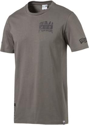Dynamic Brand Mens T-shirt