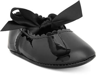 First Impressions Baby Girls Patent Ballet Flats