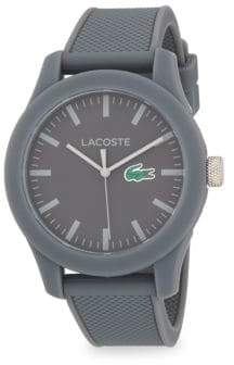 Lacoste Logo Strap Watch