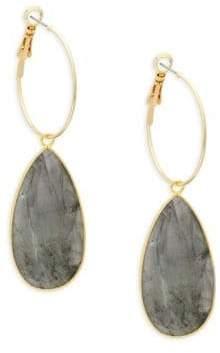 Panacea Lapis Lazuli Teardrop Earrings