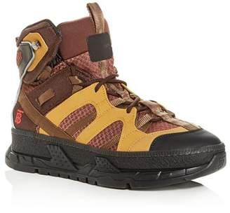 Burberry Men's RS5 High-Top Sneakers