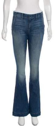 Rag & Bone Trouser Bell Mid-Rise Jeans w/ Tags