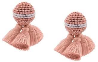 Mignonne Gavigan beaded earrings