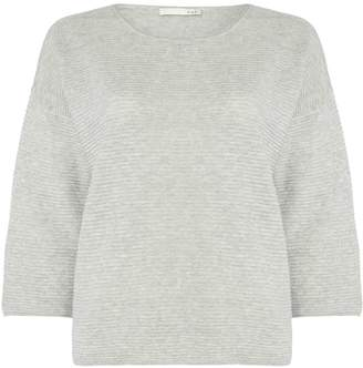 Oui Round neck baggy jumper