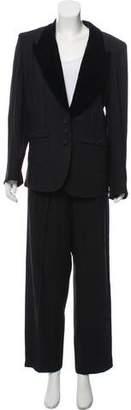 Sonia Rykiel Double-Breasted Pantsuit