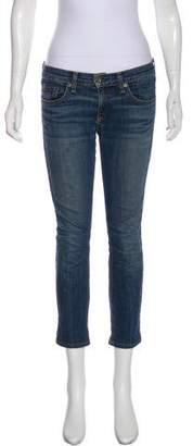 Rag & Bone Tomboy Low-Rise Jeans