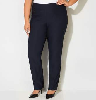 Avenue Luxe Stretch Pull-On Pant with Tummy Control
