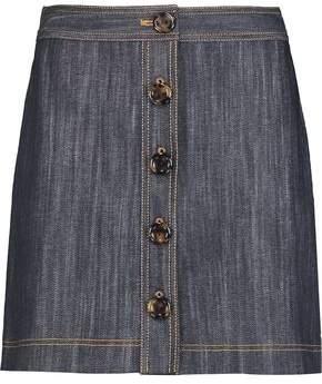 ADAM by Adam Lippes Denim Mini Skirt