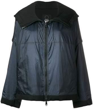 Y-3 Adidas X Yohji Yamamoto reversible hooded jacket