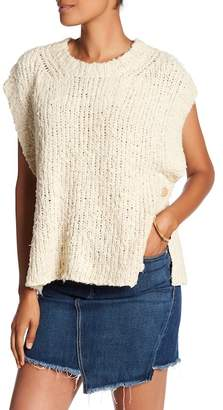 Current/Elliott Sweater Tee $268 thestylecure.com