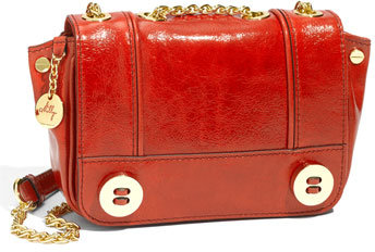 Milly 'Sophia - Mini' Chain Strap Crossbody Bag