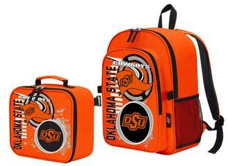 "NCAA Oklahoma State Cowboys ""Accelerator"" Backpack and Lunch Kit Set"