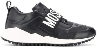 Moschino logo print runner sneakers