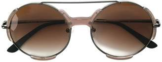 Orlebar Brown round frame sunglasses