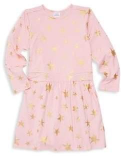 Little Girl's & Girl's Camila Stars Dress
