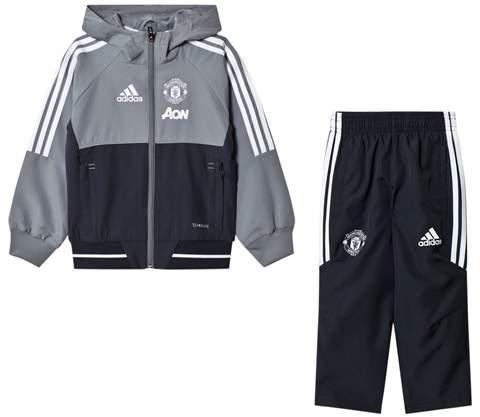 Manchester United Man United ́17 Kids Training Tracksuit