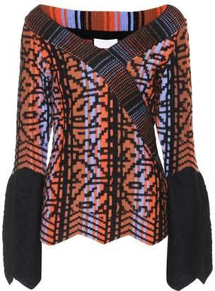 Peter Pilotto Wool-blend sweater