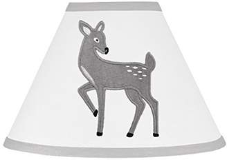 JoJo Designs Sweet Baby Girl or Boy Childrens Lamp Shade Forest Deer and Dandelion Collection