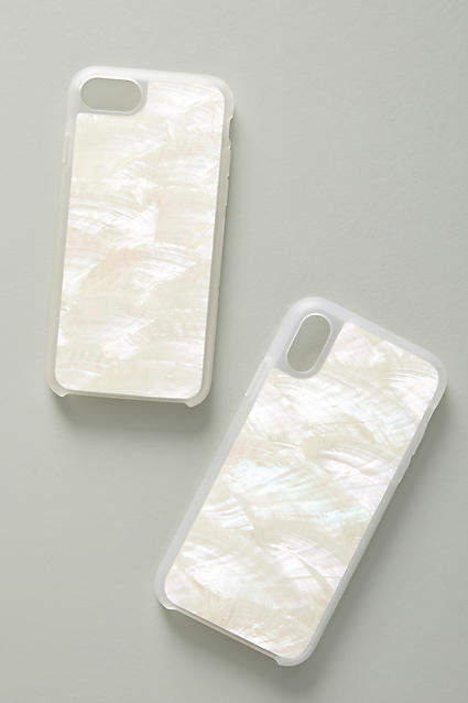 Recover Mother-Of-Pearl iPhone Case