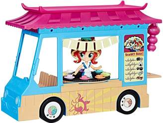 My Little Pony Equestria Girls Rollin' Sushi Truck