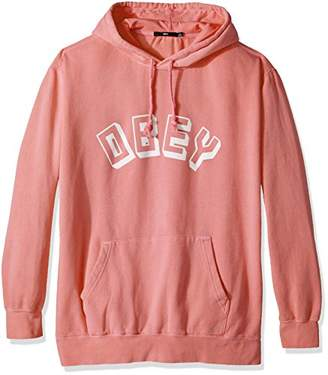 Obey Men's New World Sweatshirt Hooded Pullover