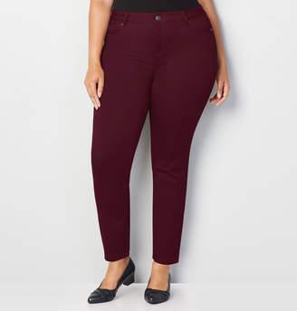 Avenue Butter Denim Skinny Jean in Becurrent