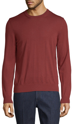 Ermenegildo Zegna Wool Crew Sweater