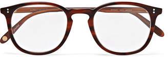 Garrett Leight California Optical - Kinney 49 Square-Frame Tortoiseshell Acetate Optical Glasses - Men - Brown