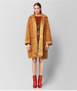 Bottega Veneta Fawn/Marigold Wool Coat