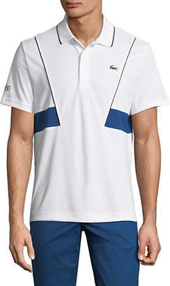 Lacoste Ribbed Polo