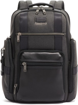 Tumi Alpha Bravo Sheppard Deluxe Water Resistant 15-Inch Backpack
