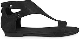 Brinley Co. Women's Bliss Flat Sandal