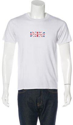 Supreme Union Jack Box Logo T-Shirt